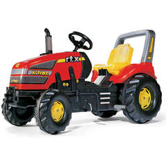 Tractor cu pedale Rolly X-Trac King