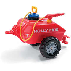 Cisterna Rolly Fire