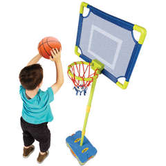 Swingball: First Basketball