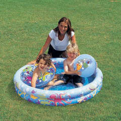 Piscina gonflabila Splash and Play 122 x 20 cm