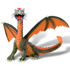 Dragon orange 75595