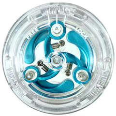 Yo-Yo Triple Action Cristal