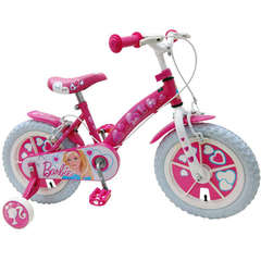 Bicicleta Barbie 14''