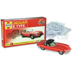 Macheta Airfix Jaguar E Type