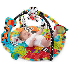 Salteluta interactiva Start Your Sense Spots & Stripes