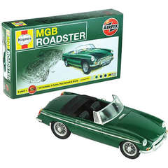 Macheta Air Fix MGB Sports Car
