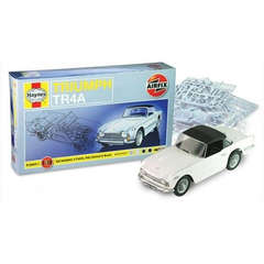 Macheta Air Fix Triumph TR4