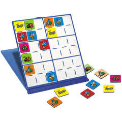Sudoku magnetic cu insecte (36 piese)