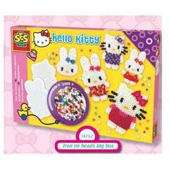 Iron On Beads Hello Kitty 2400