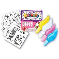 Gelarti Set 20 Stickere Hello Kitty