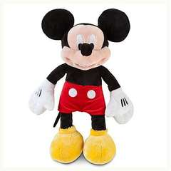 Mascota Plus Mickey Mouse 25 Cm ClubHouse