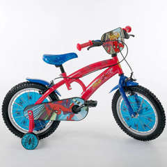 Bicicleta Spectacular Spiderman 16