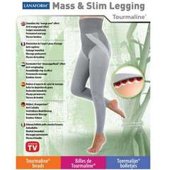 Lanaform Pantalon anticelulitic Mass & Slim Legging