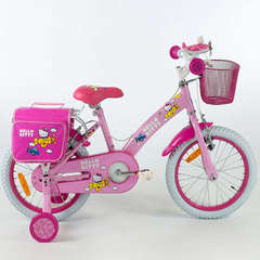 Bicicleta Hello Kitty Airplane 16