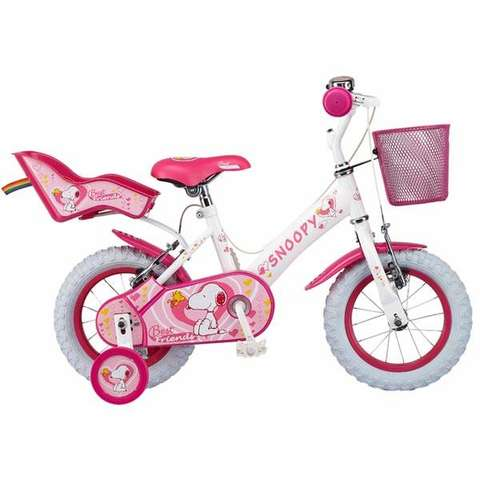 Ironway Bicicleta Snoopy Best Friend 12