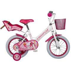 Bicicleta Snoopy Best Friend 14