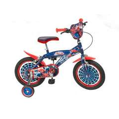 Bicicleta 14'' Spiderman 8422084008741
