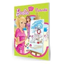 Carte Barbie - As Putea sa Fiu Pictorita