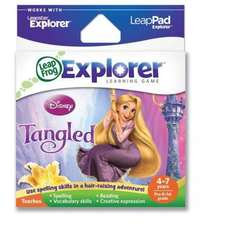 Soft educational LeapPad Rampunzel LEAP39066
