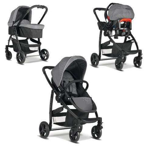 Graco Carucior Evo 3 in 1 - Charcoal G7AG98CACE