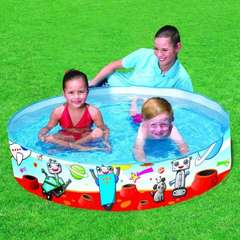 "FILL N FUN POOL""Happy fishes"""