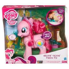 My Little Pony -CRYSTAL WALKING PINKIE PIE