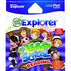 NOU! Soft educational LeapPad Disney - Citirea LEAP39089 LEAP39089