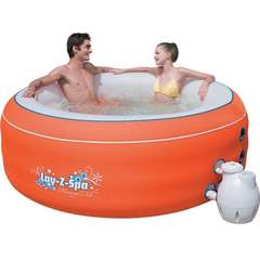 Piscina Gonflabila - Lay-Z-Spa Orange