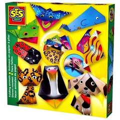 Set Folding Animals
