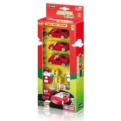 FERRARI KIDS TRIPLE PACK PLAY