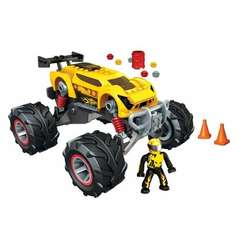 Mega Bloks - Super Blitzen Monster Traks Hot Wheels