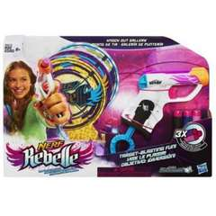 Nerf Rebelle Knock Out Gallery