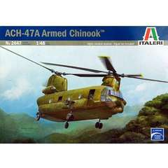 Avion de Lupta ACH-47A Armed Chinook