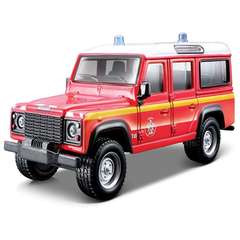 Masina interventie Land Rover Defender 110
