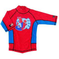 Tricou de baie Spiderman