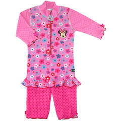 Costum de baie Minnie Mouse marime 98-104 protectie UV