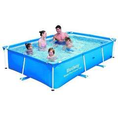 Piscina Deluxe Steel Splash Jr. Pro