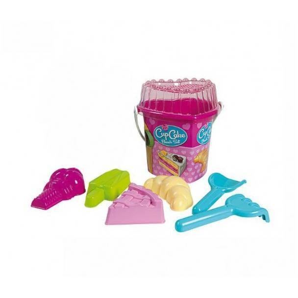 Set Jucarii Nisip Sweets Androni Giocattoli