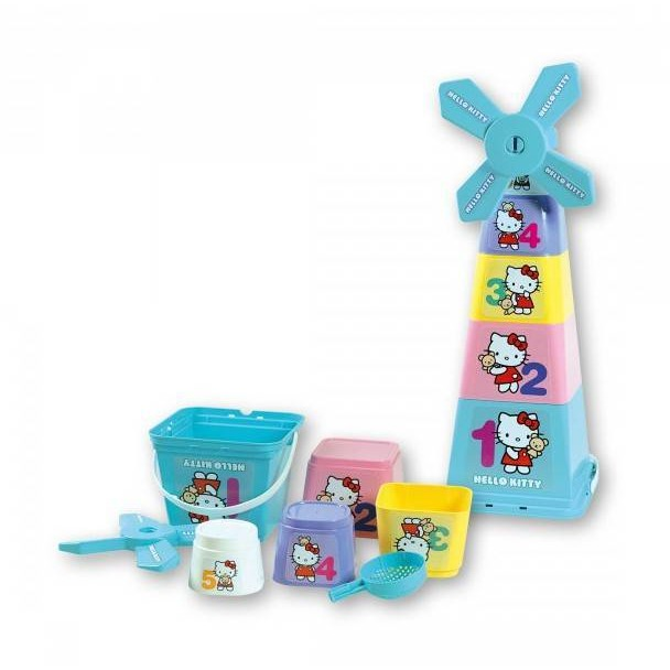 Set Jucarii Nisip Hello Kitty Androni Giocattoli