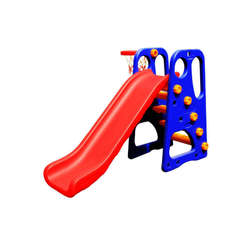 Centru de joaca 2 in 1 Happy Slide Million Baby