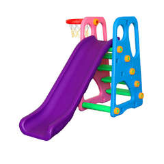 Centru de joaca Happy Slide Multicolor Million Baby