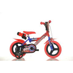 Bicicleta Spiderman 123GL SP