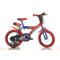 Bicicleta Spiderman 163G SP