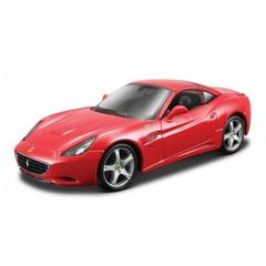 BBurago Ferrari California (Hard-Top) - Rosu - 1:32