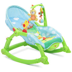 Balansoar copii 2 in 1 Moni Rocker Verde
