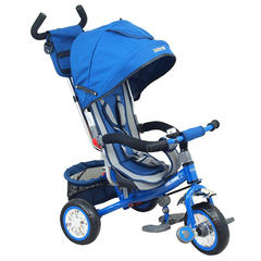 Tricicleta copii Baby Mix 37-5 Blue