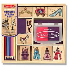 Set de stampile Printese Melissa and Doug