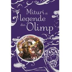 Mituri si legende din Olimp