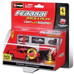 FERRARI RACE&PLAY Light and Sound (diverse modele)