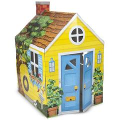 Melissa&Doug Casuta din carton Country Cottage Melissa and Doug